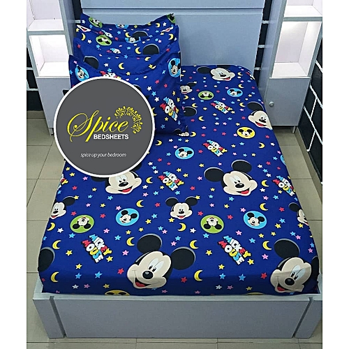 Bedsheet (Mickey Mouse)