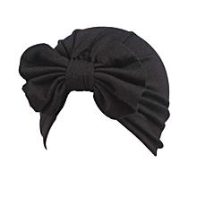 4153435df18 Children Baby Girls Boho Hat Beanie Scarf Turban Head Wrap Cap BK