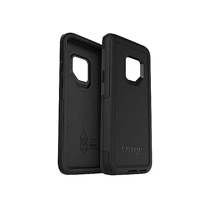 new style 535dc 8a678 S9 Plus Otterbox Defender Series Shockproof Case For Samsung Galaxy S9 Plus  - Black