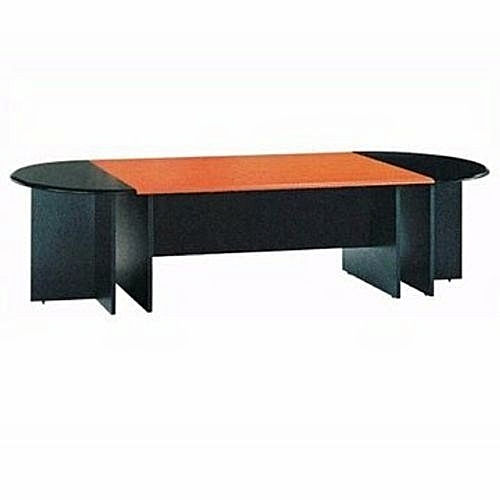 8-seater Oval Shaped Conference Office Table - (Delivery Within LAGOS Only)
