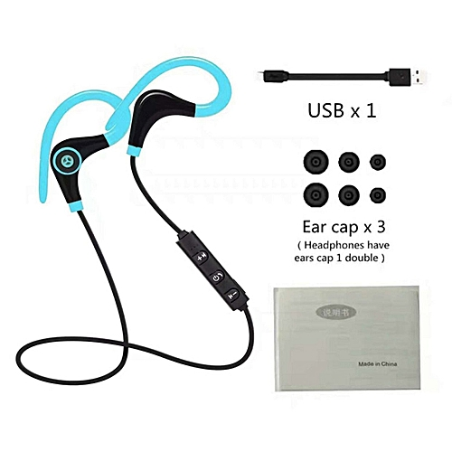 OR Wireless Bluetooth Earphones-Blue