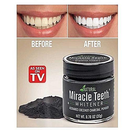 Miracle Teeth Whitener,.