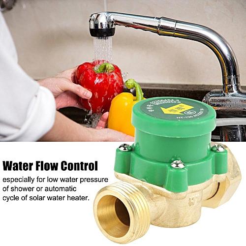 """SHANYU HT-120 AC220V 1A G3/4""""-3/4"""" Thread Water Pump Flow Sensor Switch"""