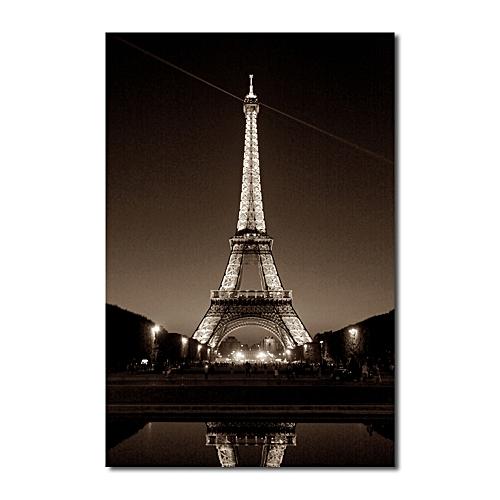 Canvas Prints Tower Unframed Wall Art - Multi-A
