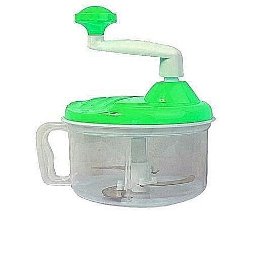 Manual Blender Pepper Slicer