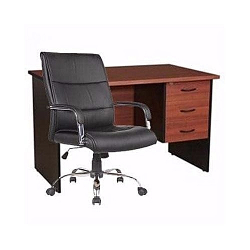 Office Chair & Table[Delivered To Customers In Lagos, Agbara, Anambra And Asaba]