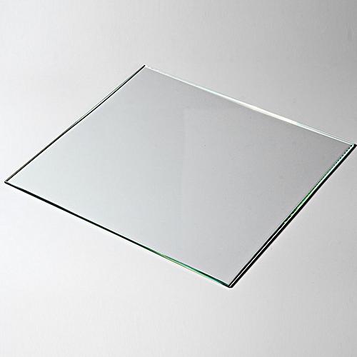 3D Printer High Boron Silicon Glass Board For Accessory Replacement Reprap Machine - Transparent Color