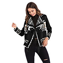 b81f288e13 Women  039 s Long Sleeve Open Front Sweater Top