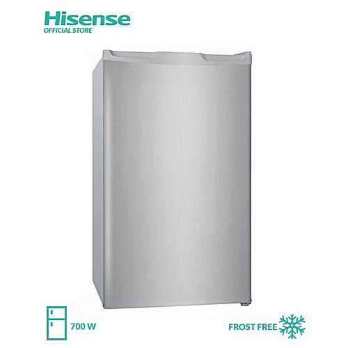 100 DR Ref Single Door Refrigerator - Silver
