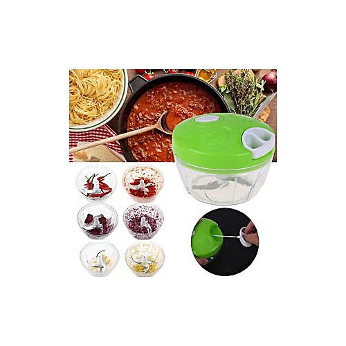 Nicer Dicer Plus Vegetable Fruit Garlic Carrot Onion Pepper Manual KitchenTool Accessory Gadget Speedy Slicer Cutter Chopper