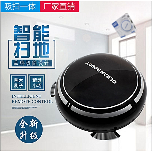 Self Sensing Rechargeable Smart Robot Vacuum Cleaner Auto Sweeper Edge Cleaning