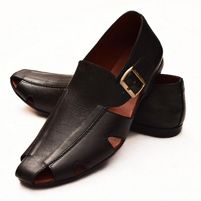 3425a28958c New Styles Men Koppa Shoe Sandal-Black