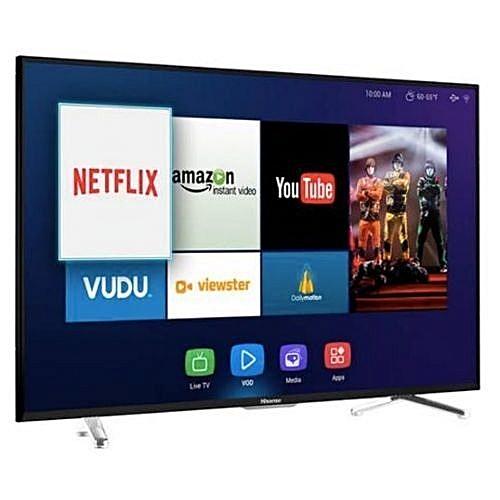 55 INCH SMART LED FULL HD TV + FREE WALL BRACKET