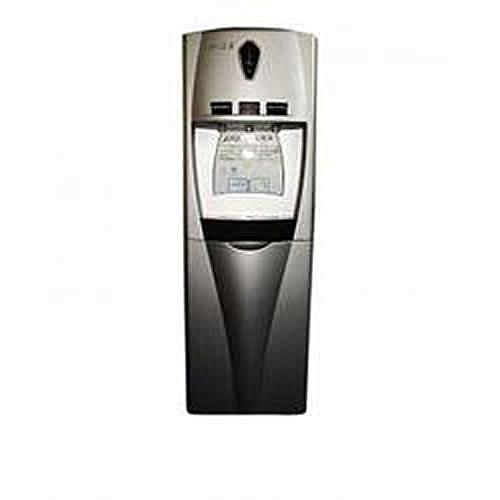 AKAI 3 Taps Water Dispenser With Fridge