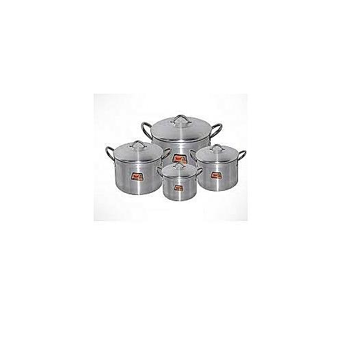 4 Set Cooking Pots