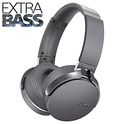 Extra Bass MDRXB-950BT Bluetooth Headsets + Free Aux Cord