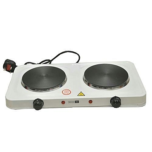 HOT PLATE DOUBLE BURNER