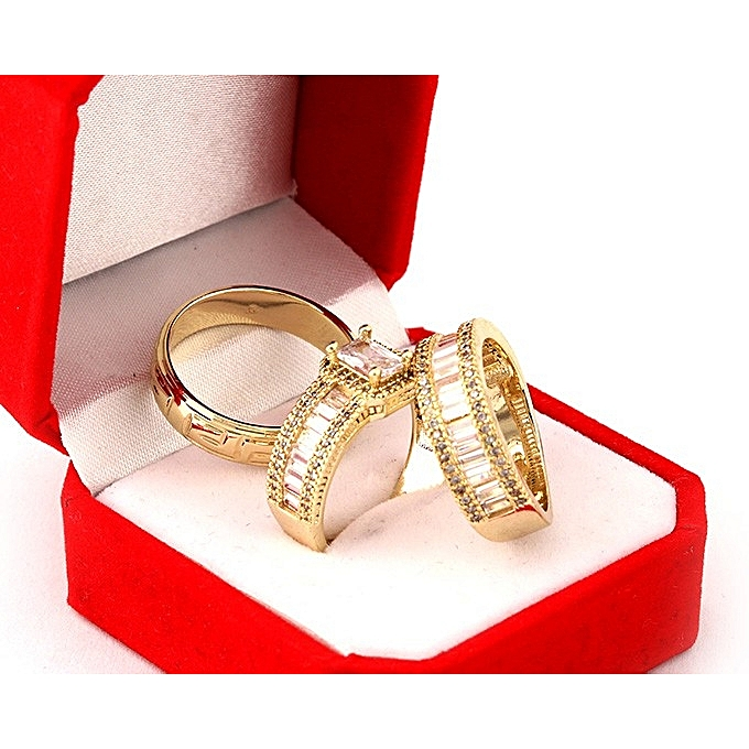 f8124968c26a5 Rommanel Engagement Ring Gold G4