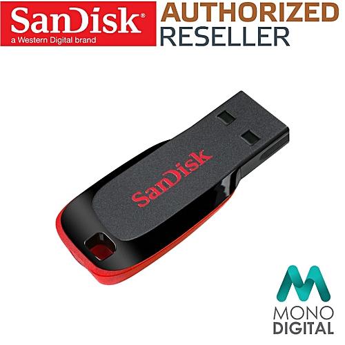 Sandisk 32GB Cruzer Blade USB 2.0 Flash Drive