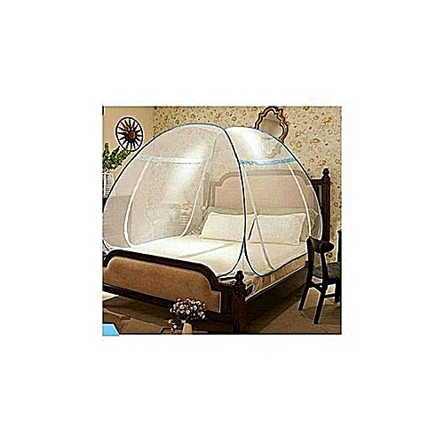 Mosquito Net Tent (Foldable) 7X7 Bed