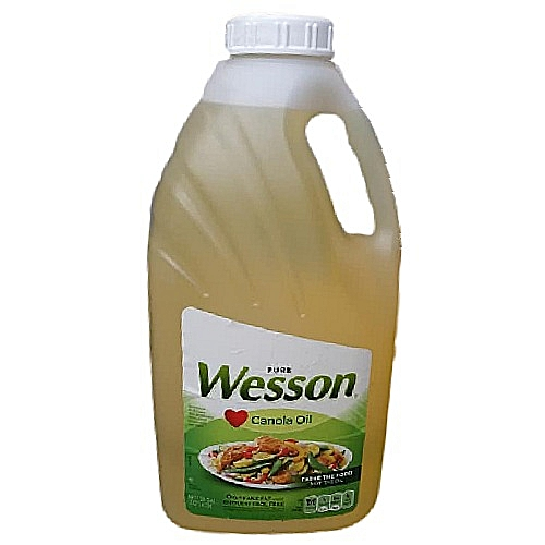 Wesson Canola Oil For Cooking