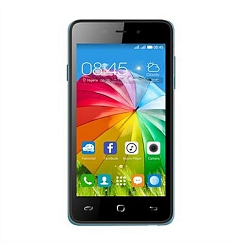 Y2 4-Inch IPS (512MB, 8GB ROM) 0 3MP + 2MP, Android 4 4 KitKat Dual SIM 3G  Smartphone -STARFA Grey