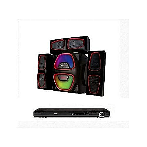 Newcastle 3.1CH Home Theatre System+ DVD Player NC-891