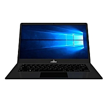 "14.1"" HD Win10 Intel CherryTrail 1.68 Ghz 2GB 32GB, Black"