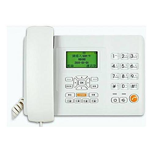F501 Fixed Wireless Desktop Phone