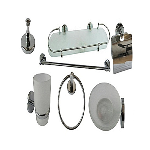 Bathroom Accessories Pack-7PCS