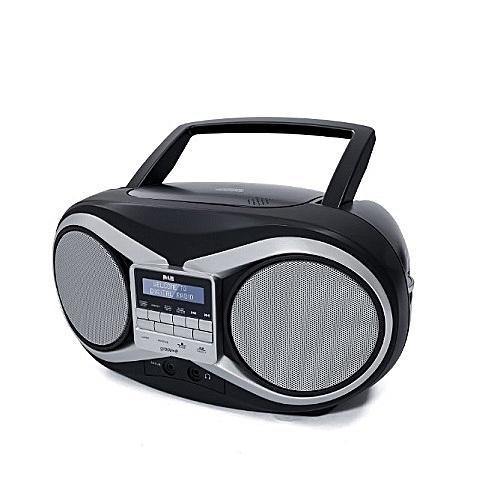Portable CD Player With DAB /FM Digital Radio