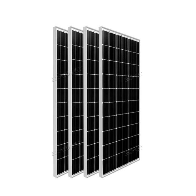 4 X 24V/300Watts Monocrystalline Solar Panels - 1200watts (SPECIAL OFFER)