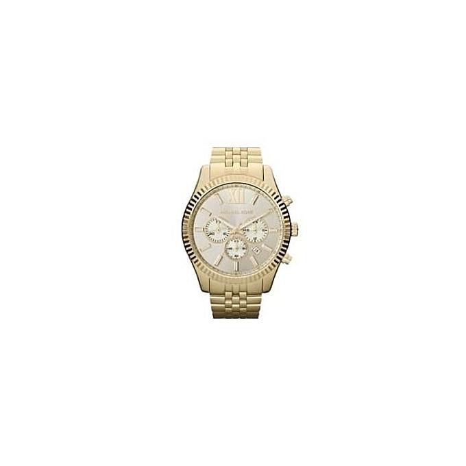 f2f6552bae0f Michael Kors Lexington Chronograph Watch MK8281