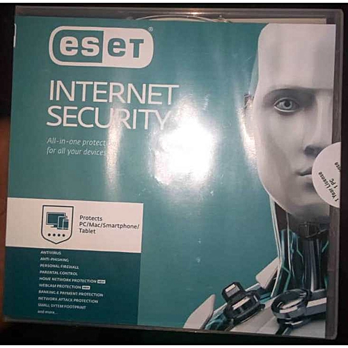 Internet Security - 1 User - With Online Banking & Payment Protection