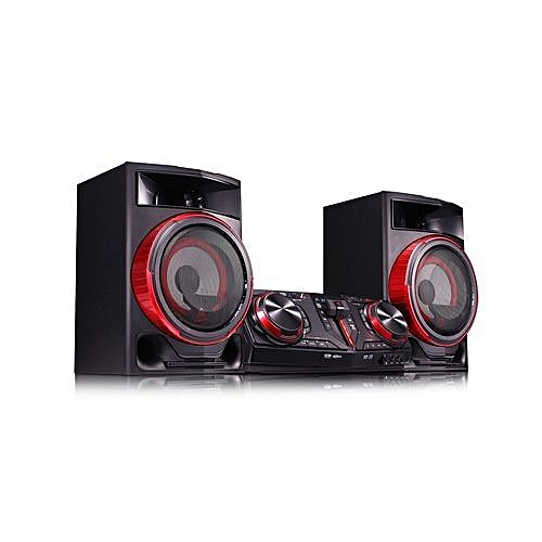 2350W Bluetooth HiFi Audio System - CJ87