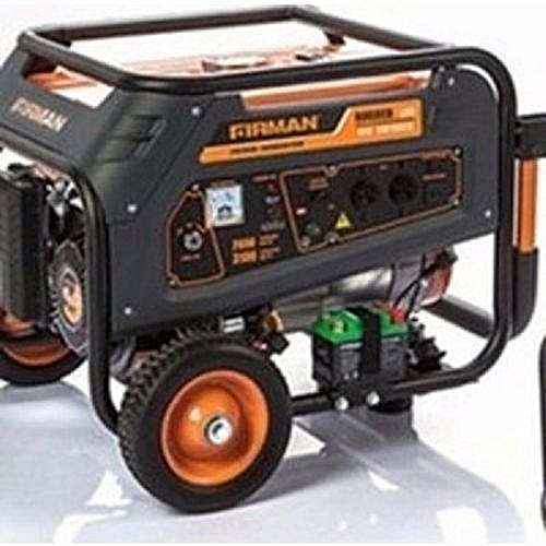 Firman Rugged Generator With Key Starter - 3.2KVA - RD3910 100%COPPER