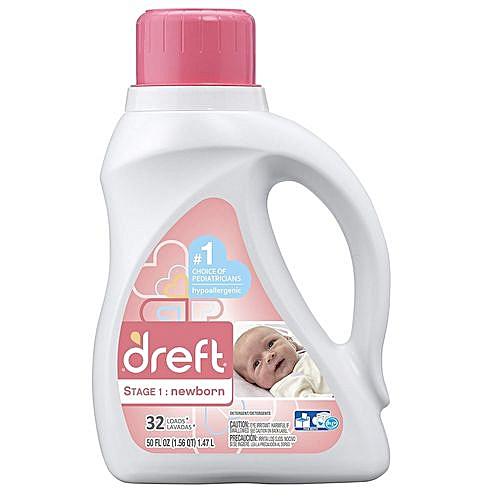 Stage 1 Newborn Liquid Detergent 32 Loads 1.47L