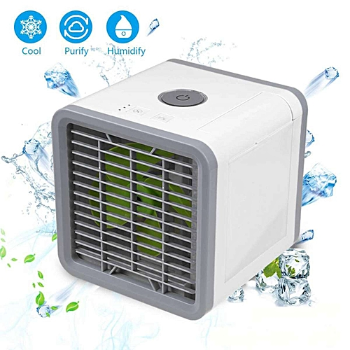 Arctic Air Conditioner Portable Fan Personal Mini Air Cooler / Humidifier / Cleaner