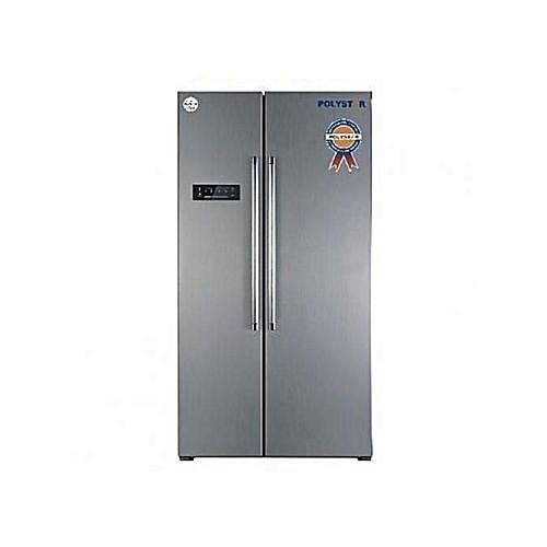 Side By Side Refrigerator PV-SBS645L - Silver