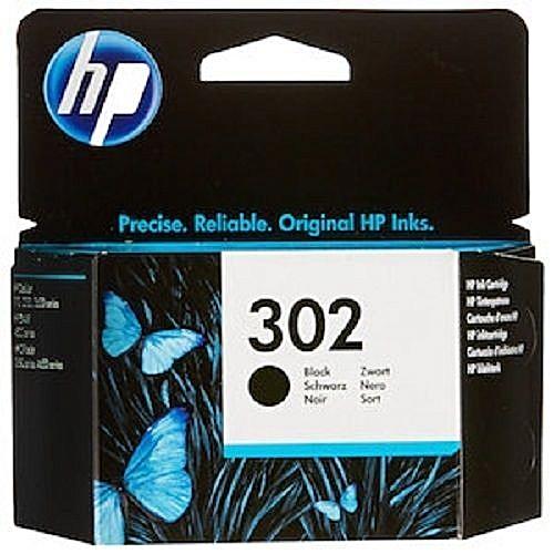 302 Black Ink Printer Cartridge..