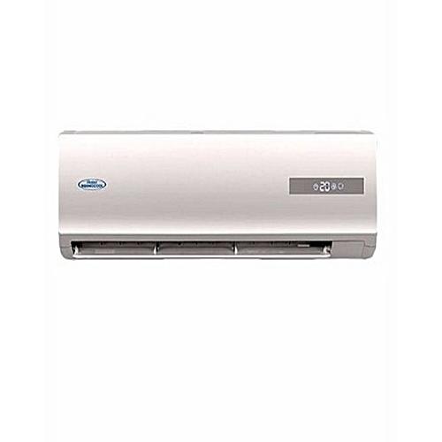 2HP Split Air Conditioner + Installation Kit - Supercool - White - HSU-18SPW1