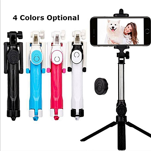 Universal Bluetooth Foldable Selfie Tripod For IPhone
