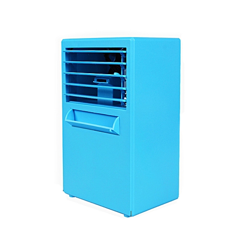 Multifunctional Table Electric Fan Portable Spray Air Conditioning Fans Humidifier Mini Coolong Fan