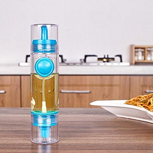 Kitchen Tool Soy Vinegar Seasoning Oil Bottle Auto Gl Leakproof Jars