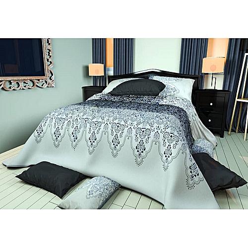 Ikea Duvet Cover Four Pillow Cases -5 Piece