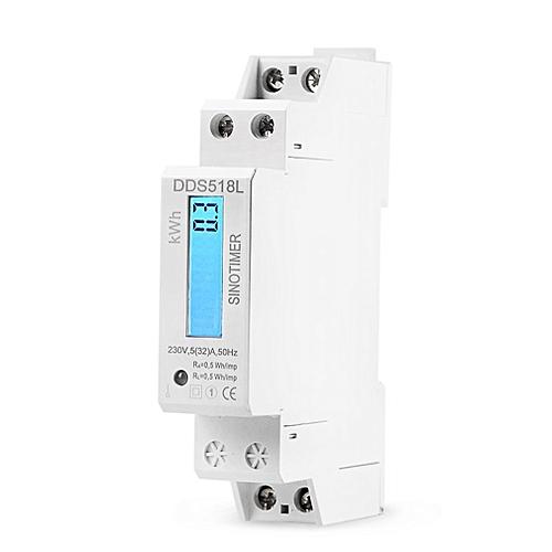 SINOTIMER Power Consumption Meter Energy Monitor Analyzer Wattmeter
