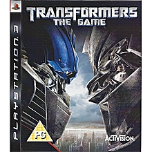 Transformers :The Game for sale  Nigeria