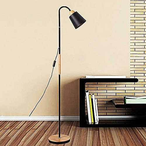 GY190 Simple Modern Floor Lamp For Bedroom Study Room