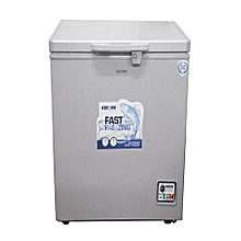 100ltrs Glory Series Chest Freezer Silver BCF-SD100F JA height=220