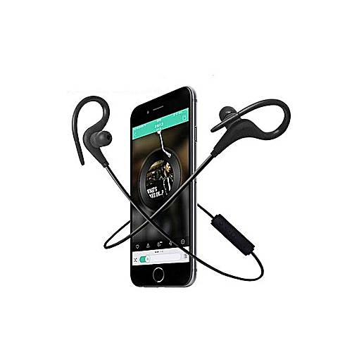 Bluetooth Headset And M3 Smart Bracelet Perfect Partner Wireless Bluetooth Ear-hanging Sports Headset No Burden, Not Easy To Fall Off Noise Reduction Stereo Headphones